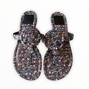 TORY BURCH miller linosa festival sandal